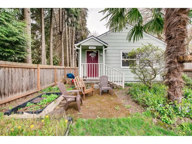 4025 SE Jefferson St, Milwaukie, OR 97222 (MLS #19281266) :: Townsend Jarvis Group Real Estate