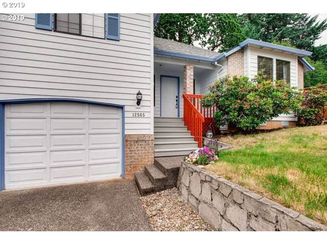 12565 SE 132ND Ave, Happy Valley, OR 97086 (MLS #19281406) :: Next Home Realty Connection