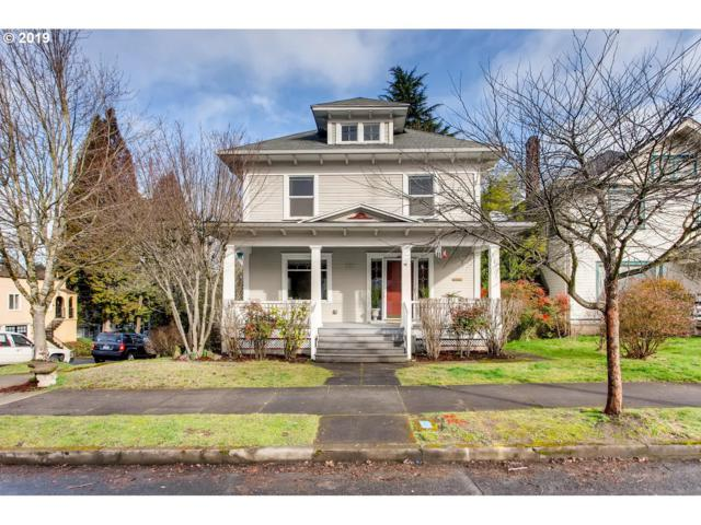 2503 SE Taylor St, Portland, OR 97214 (MLS #19281698) :: Change Realty
