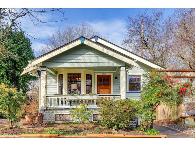 8003 SE 7TH Ave, Portland, OR 97202 (MLS #19281863) :: Gregory Home Team | Keller Williams Realty Mid-Willamette