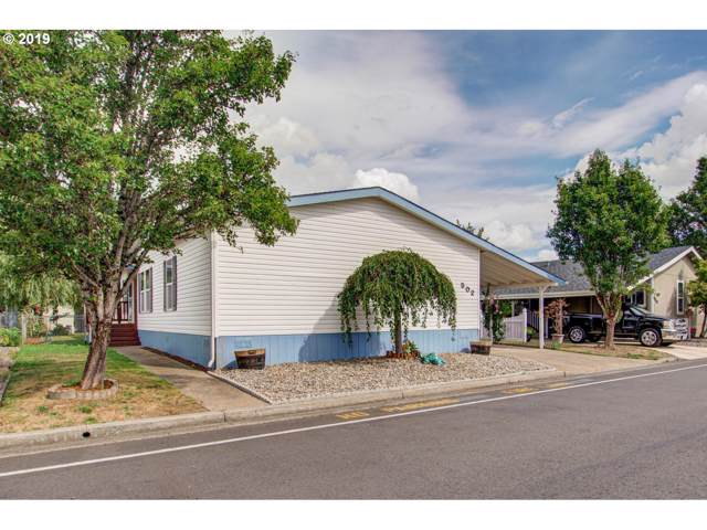 502 Mallard Ln, Longview, WA 98632 (MLS #19284647) :: Song Real Estate