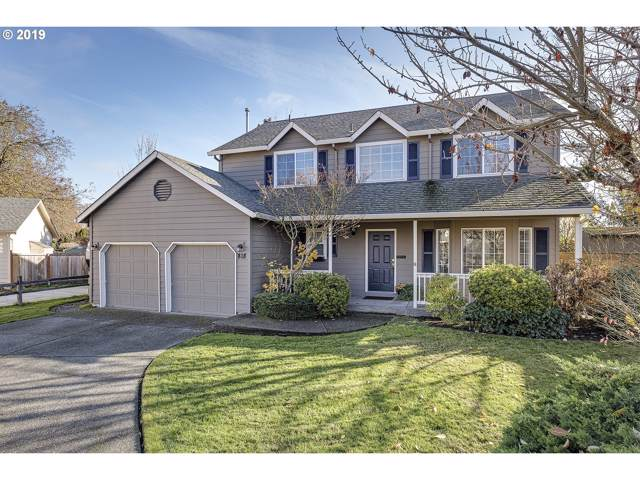 818 NE Eaglenest Ct, Hillsboro, OR 97124 (MLS #19285453) :: Next Home Realty Connection