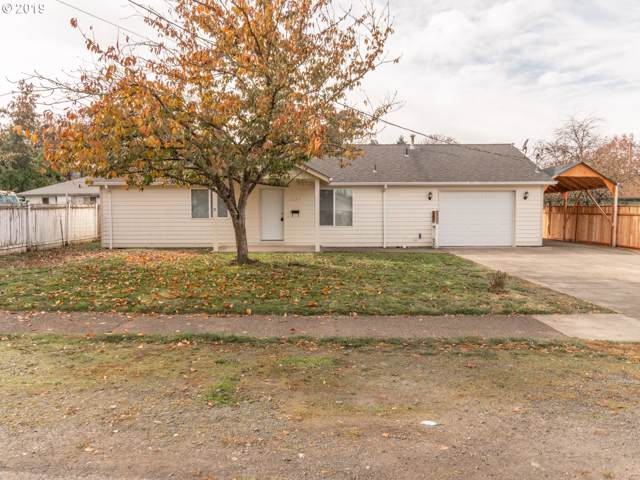 1024 14TH Ave, Sweet Home, OR 97386 (MLS #19286343) :: Townsend Jarvis Group Real Estate