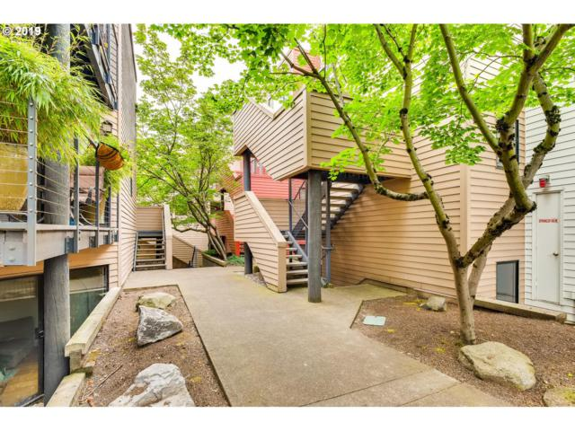840 NW Naito Pkwy H-2, Portland, OR 97209 (MLS #19286410) :: Matin Real Estate Group