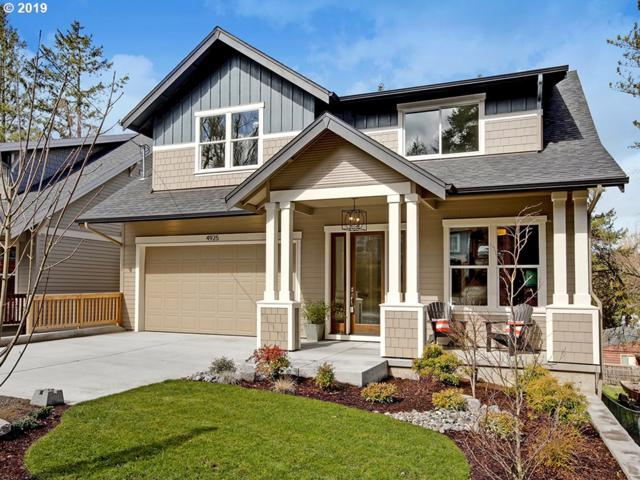 4925 SW Nevada Ct, Portland, OR 97219 (MLS #19287027) :: The Sadle Home Selling Team