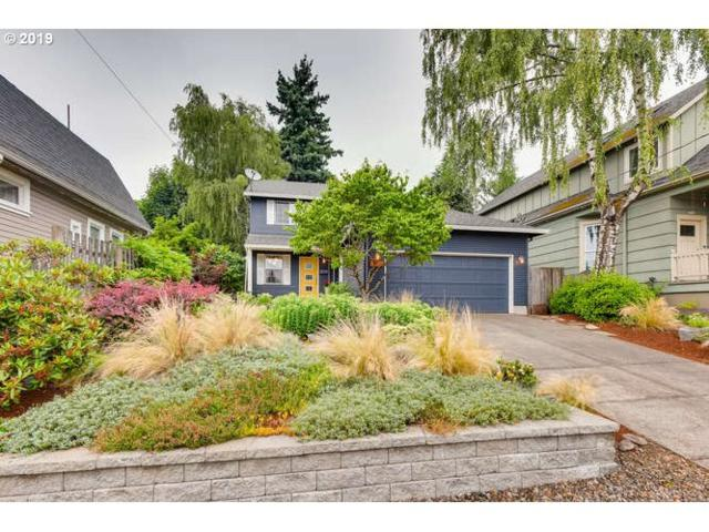 3721 SE Taylor St, Portland, OR 97214 (MLS #19287245) :: Matin Real Estate Group