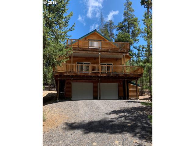 140236 Pine Creek Loop, Crescent Lake, OR 97733 (MLS #19287299) :: TK Real Estate Group