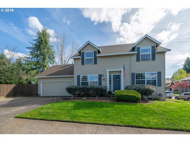 14520 SW Willamette St, Sherwood, OR 97140 (MLS #19287816) :: Townsend Jarvis Group Real Estate