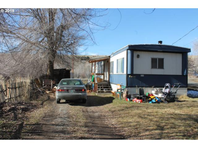 654 N Johnson St, Prairie City, OR 97869 (MLS #19290046) :: Song Real Estate