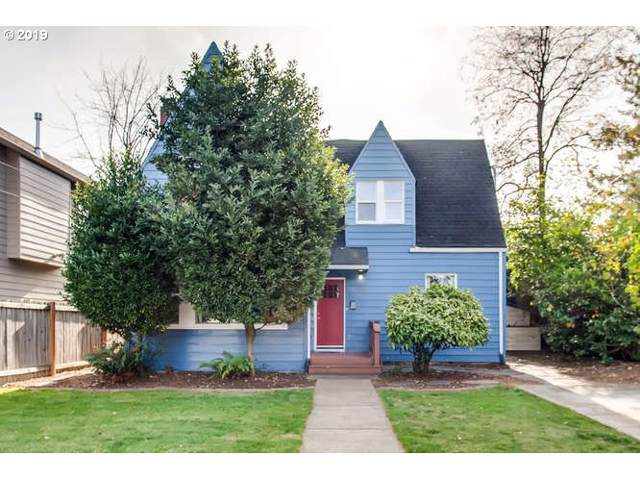 7420 SE Woodstock Blvd, Portland, OR 97206 (MLS #19290734) :: Next Home Realty Connection