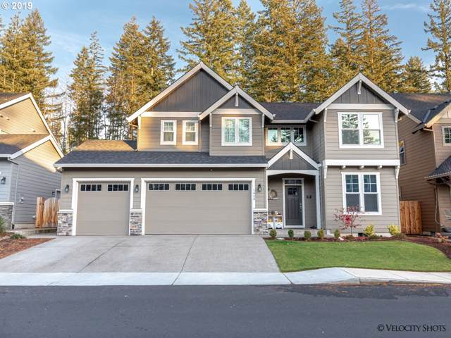1620 NE Currin Creek Dr, Estacada, OR 97023 (MLS #19291335) :: Matin Real Estate Group
