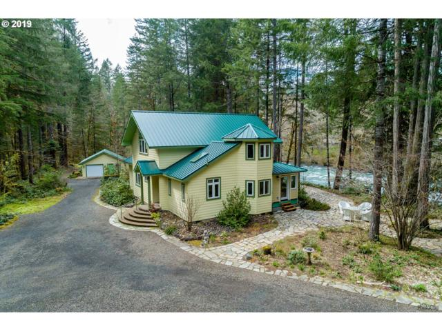 55695 Delta Rd, Blue River, OR 97413 (MLS #19291480) :: Townsend Jarvis Group Real Estate