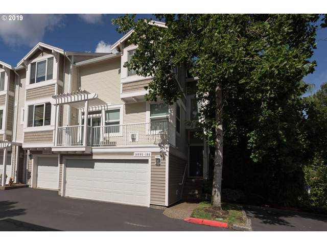 14685 SW Beard Rd #104, Beaverton, OR 97007 (MLS #19293538) :: Next Home Realty Connection
