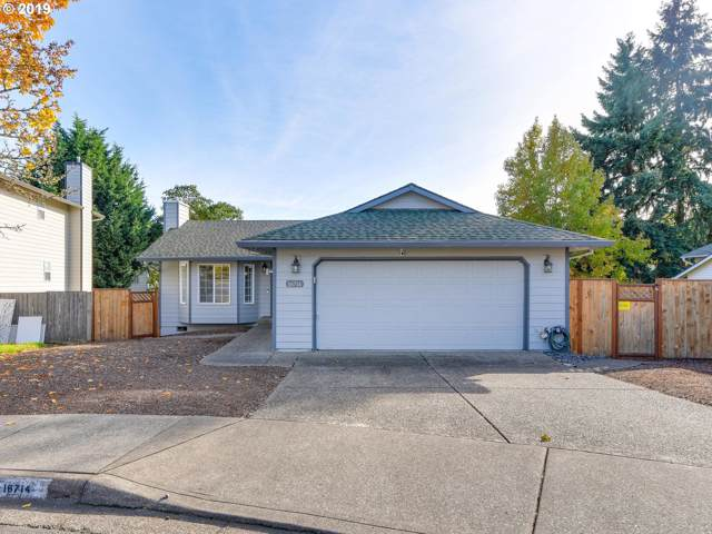 16714 SW Shelby Ct, Beaverton, OR 97007 (MLS #19293861) :: The Liu Group