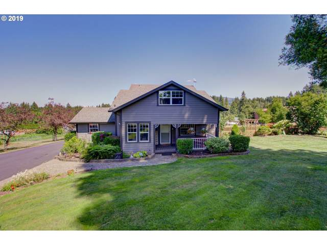 30648 S Wall St, Colton, OR 97017 (MLS #19294094) :: Gregory Home Team   Keller Williams Realty Mid-Willamette