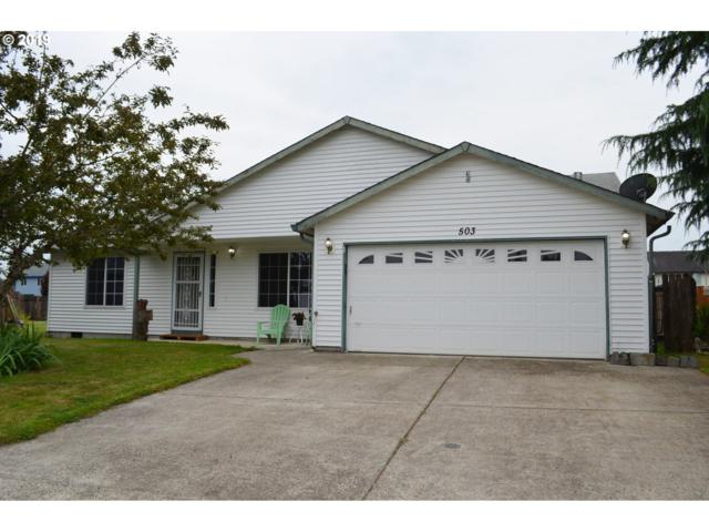 503 NW 16TH St, Battle Ground, WA 98604 (MLS #19297650) :: R&R Properties of Eugene LLC