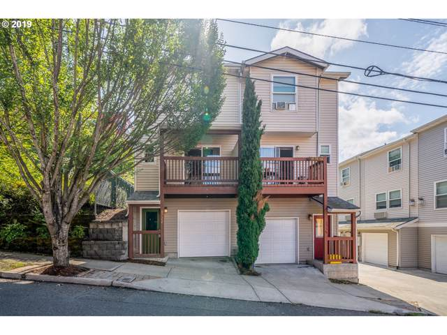 6722 N Baltimore Ave, Portland, OR 97203 (MLS #19297813) :: Next Home Realty Connection