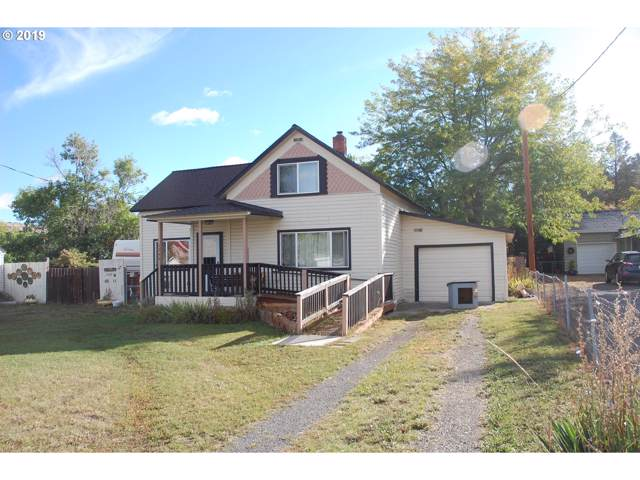 1240 Washington St, Fossil, OR 97830 (MLS #19298186) :: Townsend Jarvis Group Real Estate