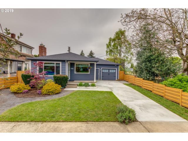 7617 SE Alder St, Portland, OR 97215 (MLS #19298992) :: Townsend Jarvis Group Real Estate