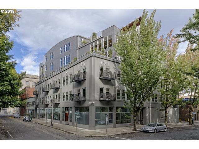 725 NW Flanders St #206, Portland, OR 97209 (MLS #19299424) :: TLK Group Properties