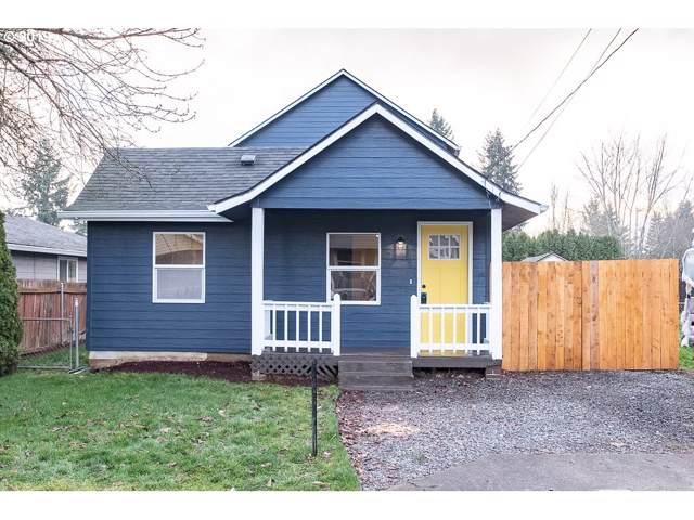 7522 SE Rural St, Portland, OR 97206 (MLS #19299523) :: Premiere Property Group LLC