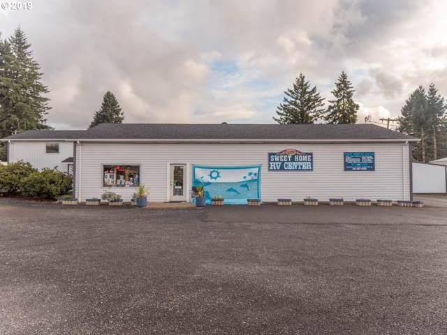 4691 Highway 20, Sweet Home, OR 97386 (MLS #19299531) :: R&R Properties of Eugene LLC