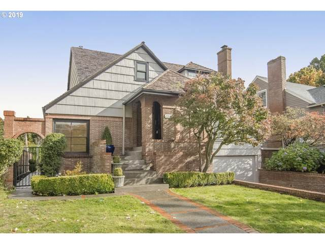 7050 N Chase Ave, Portland, OR 97217 (MLS #19300158) :: Song Real Estate