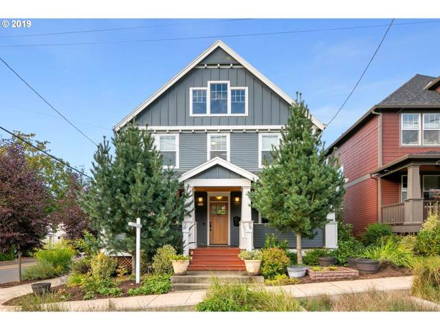 3903 SE Martins St, Portland, OR 97202 (MLS #19300430) :: Fox Real Estate Group