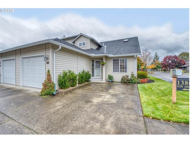 13801 NW 10TH Ct A1, Vancouver, WA 98685 (MLS #19300926) :: Skoro International Real Estate Group LLC