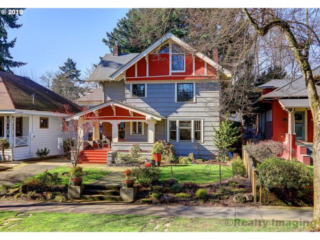 2601 NE 17TH Ave, Portland, OR 97212 (MLS #19302299) :: The Sadle Home Selling Team
