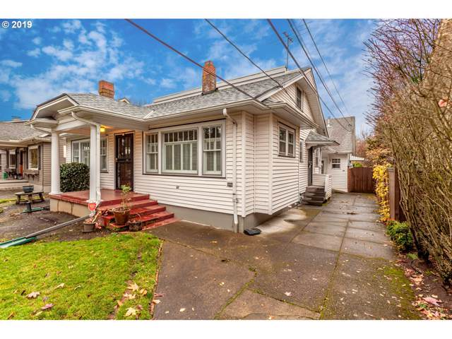 31 NE 43RD Ave, Portland, OR 97213 (MLS #19302744) :: The Liu Group