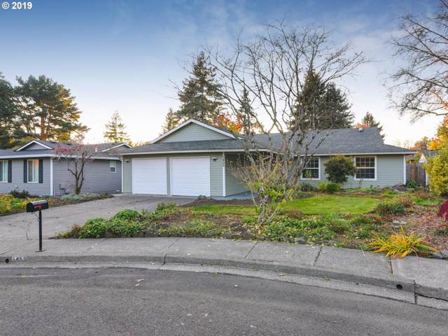 1455 NW 178TH Pl, Beaverton, OR 97006 (MLS #19304717) :: Next Home Realty Connection