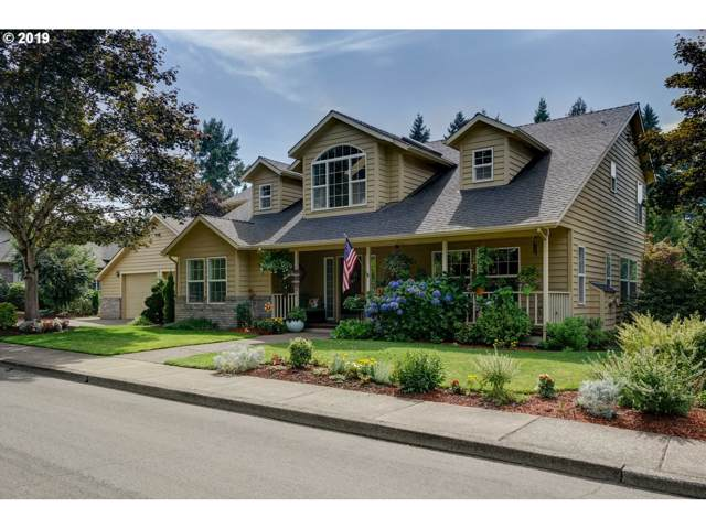420 Edgewood Dr, Silverton, OR 97381 (MLS #19304897) :: The Lynne Gately Team