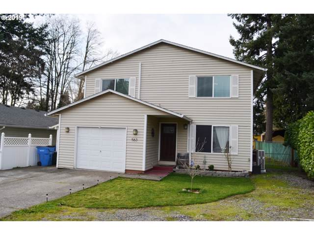 563 9TH St, Washougal, WA 98671 (MLS #19306584) :: Next Home Realty Connection