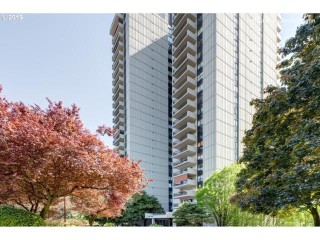 2221 SW 1ST Ave #626, Portland, OR 97201 (MLS #19307761) :: R&R Properties of Eugene LLC