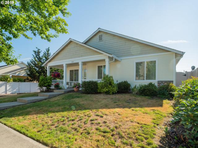 1003 NW 21ST Ave, Battle Ground, WA 98604 (MLS #19307956) :: Lucido Global Portland Vancouver