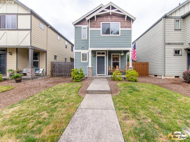 2650 NE 88TH Pl, Vancouver, WA 98662 (MLS #19308707) :: The Sadle Home Selling Team