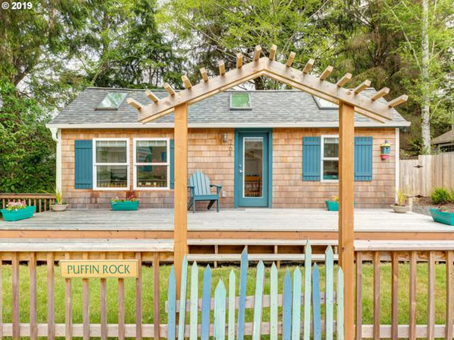 264 E Van Buren St, Cannon Beach, OR 97110 (MLS #19310770) :: Townsend Jarvis Group Real Estate