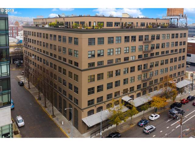1420 NW Lovejoy St #721, Portland, OR 97209 (MLS #19310894) :: Townsend Jarvis Group Real Estate