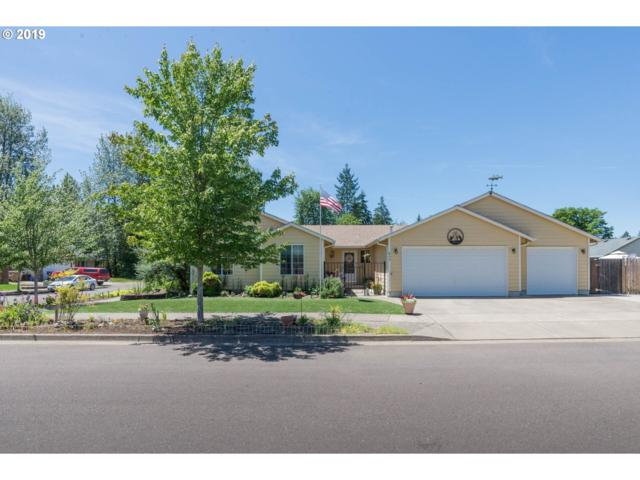 830 27TH Ave, Sweet Home, OR 97386 (MLS #19311103) :: R&R Properties of Eugene LLC