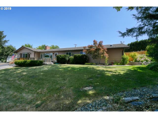 71651 SW Valley View Dr, Pendleton, OR 97801 (MLS #19311112) :: Townsend Jarvis Group Real Estate
