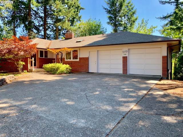 8980 NW Cornell Rd, Portland, OR 97210 (MLS #19312537) :: The Liu Group