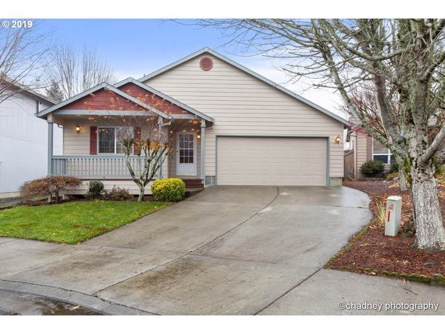 681 SE Myrtlewood Pl, Gresham, OR 97080 (MLS #19312842) :: Fox Real Estate Group
