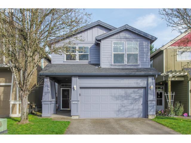 4313 NE 57TH Pl, Vancouver, WA 98661 (MLS #19313483) :: The Sadle Home Selling Team