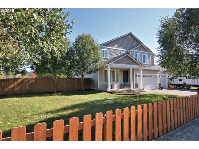 407 S Maple Ave, Yacolt, WA 98675 (MLS #19313856) :: Next Home Realty Connection