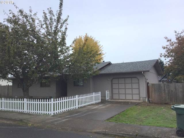 445 S 7TH St, Creswell, OR 97426 (MLS #19314270) :: R&R Properties of Eugene LLC