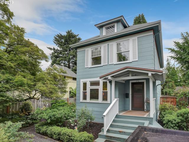 2736 SE 31ST Ave, Portland, OR 97202 (MLS #19314682) :: TK Real Estate Group