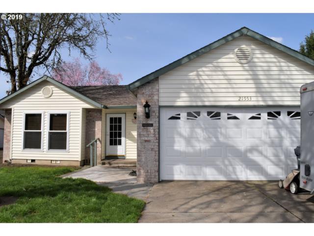 21553 SW Rankin Ct, Beaverton, OR 97003 (MLS #19315968) :: Matin Real Estate Group