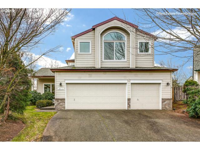 4715 NW 169TH Pl, Portland, OR 97229 (MLS #19316190) :: The Liu Group