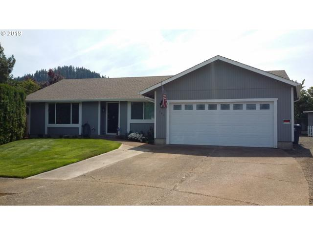 542 67TH St, Springfield, OR 97478 (MLS #19316509) :: Song Real Estate